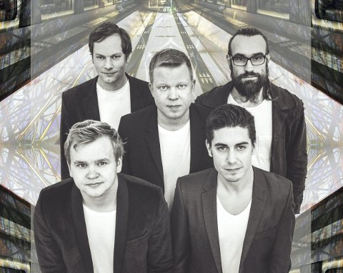 PÅ BESØK: ConFusion spiller i Hamar Teater i morgen.