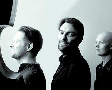I BYEN: Skydive Trio spiller på Hamar Jazzklubb/Hamar Teater i kveld.