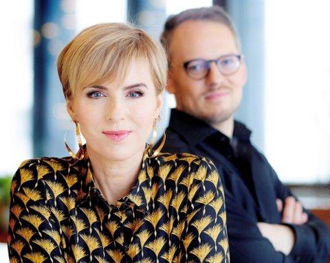 HJEMME: Silje Nergaard kommer hjem, sammen med Espen Berg under AnJazz.