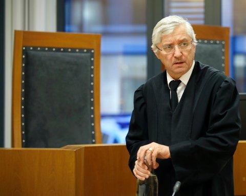 Fetterens advokat, Arvid Sjødin.