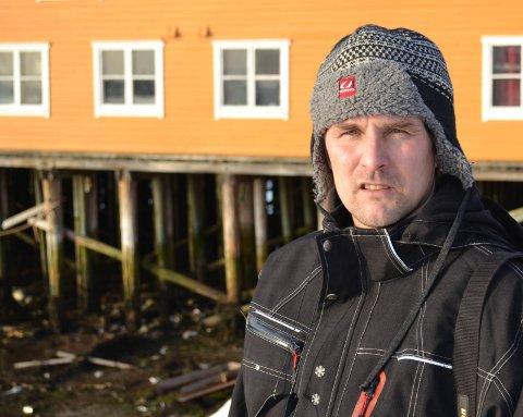 VIS HENSYN: Det formaner Øyvind Zahl Arntzen. Foto: Kenneth Strømsvåg