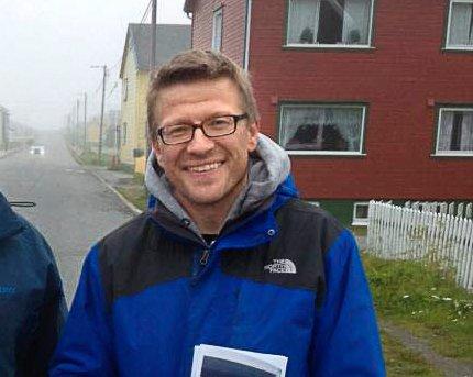 Ørjan Jensen fra Vardø er innstilt som første kandidat fra MDG Finnmark til stortingsvalget i år.