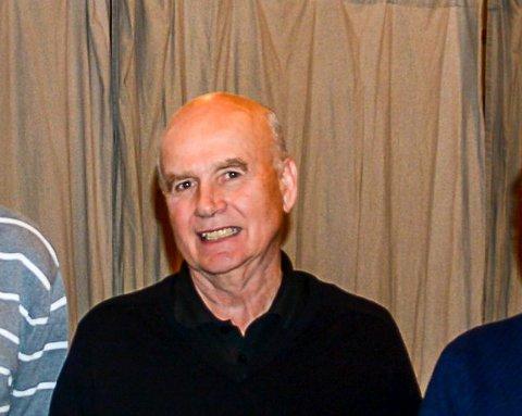 Bestemor: Jan Tore Karlsen har skrevet om bestemoren Aasta Isaksen.
