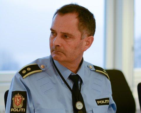 Lensmann Sigurd Børve.