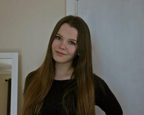Overrasket: Elevrådsleder på Numedal videregående skole, Helen Grønnslett har ikke inntrykk av at ungdom i Nore og Uvdal driver med narkotika.