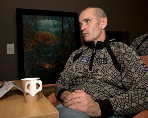 Ulf Morten Aune bekrefter at det ble mye støy da det ble kjent at Roy Helge Larsen skulle slutte som trener for Team Nord-Norge. Foto: Terje Bendiksby / NTB scanpix