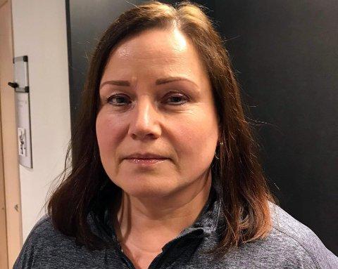 FERDIG: Beate Ytreberg har vært i Fløya i over 20 år, og rundt herrelaget de siste 11 årene. Nå har også hun fått nok og forlater klubben sammen med de sju spillerne som takket for seg tirsdag.