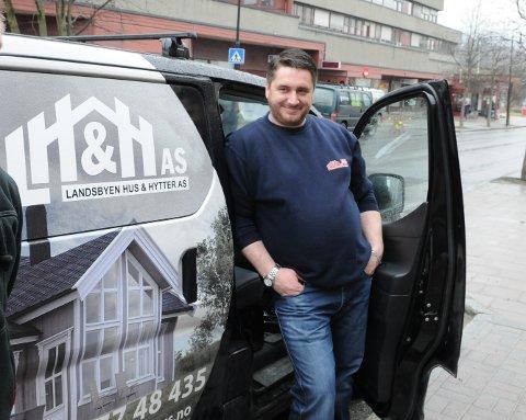 Tadeusz Bogacz startet Landsbyen Hus & Hytter i 2014.