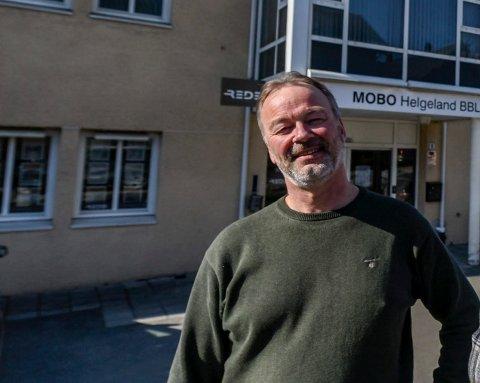 - Vi passerte 10.000 medlemmer like før jul, sier daglig leder i MOBO Helgeland, Morten Sæterhaug.