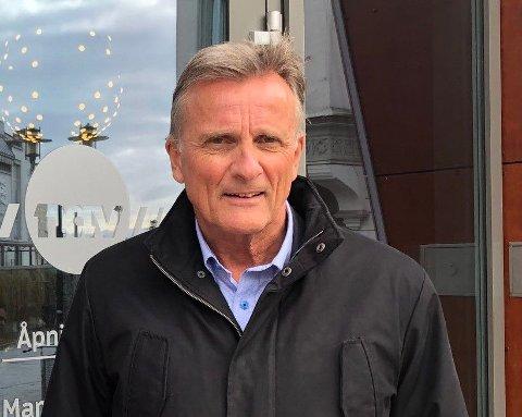 SJEF: Terje Tønnessen er NAV-direktør for Vestfold og Telemark.