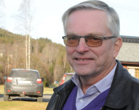 Budskap: Asmund Wold fra felleslista Venstre, Høgre og KrF ønsker at Etnedal kommune er mer på hogget når det gjelder miljø.