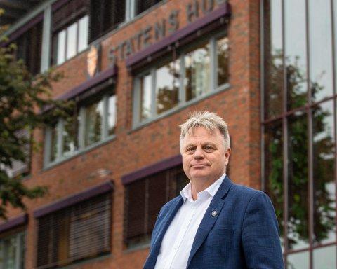 Fungerende reindriftsdirektør: Øystein Johannessen er assisterende statsforvalter i Trøndelag og fungerende reindriftsdirektør.