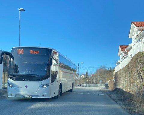 Agder Kollektivtrafikk bussene skal kjøre som normalt ut denne uka. Neste uke bør vi være forberedt på endringer.