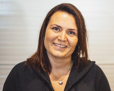 Christine Westervik i Vest VVS oppmodar kundar til å framleis benytte seg av handverkarar under koronakrisa. – Vi må halde hjula i gang, seier ho.