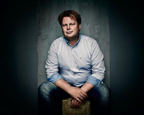 «Blodig alvor i Landsbyen»: Jørn Lier Horst kommer til Randabergs krimbokfestival.