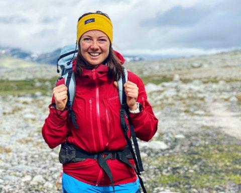 NY INSTA: Matbloggaren har starta ein eigen kanal på sosiale medium der ho stolt syner fram Sunnfjord.