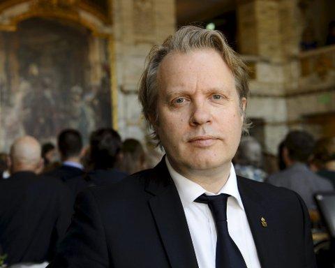 Har fått ny jobb: Eirik Stubø fra Narvik har fått ny jobb i Det Norske Teatret.