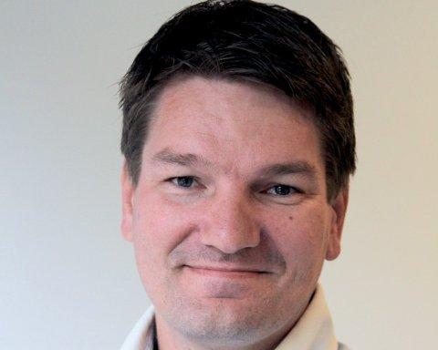 FOREDRAGSHOLDER: Sølve Kuraas Karlsen holder foredrag i Næringslivets Hus om falske påstander.