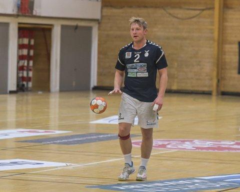BEST: Marius Kleiven har vært Falks beste spiller denne sesongen.