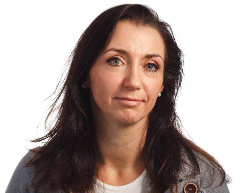 Astrid Reiestad Førli står på fjerdeplass på valglista til Arbeiderpartiet i Gjesdal.