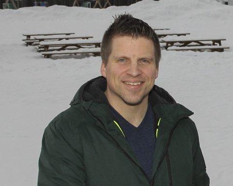 2. nestleder: Erlend Barkbu fra Skarnes er innstilt som 2. nestleder i Innlandet Høyre.
