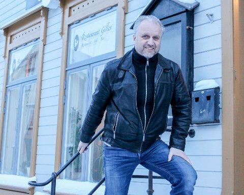 Gleder seg: Roar Møller ser fram til nok ei helg med Sjøgata Live.