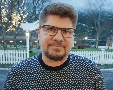 Steinar Anshus blir ny toppsjef ved Alcoa Mosjøen.