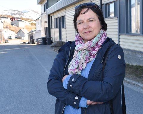 FEIL BRUK AV PENGER: Ragnhild Vassvik reagerer på at det skal brukes inntil 200.000 på et ordførerkjede som kan få kort levetid.