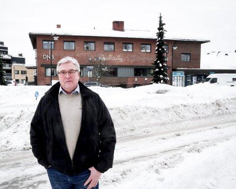 – DROPP FYRVERKERIET: Stein Vegar Leidal ber romerikingene om å roe ned nyttårsfeiringen i år. Tragedien i Gjerdrum går kraftig inn på ham.