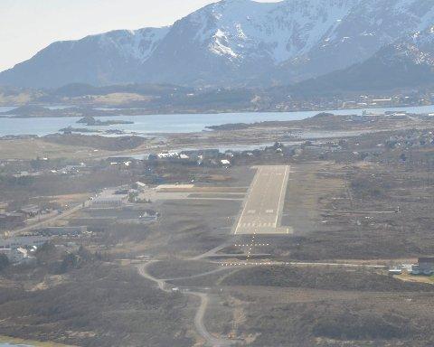 UT AV BYPLANEN: Avinor vil ikke betale for arkeologiske undersøkelser og utgravninger for storflyplass på grunn av usikkerheten omkring byggingen.