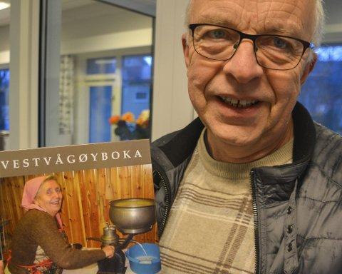 Redaktør for Årboka: Kjell Thore Sletteng.Foto: Karin P. Skarby