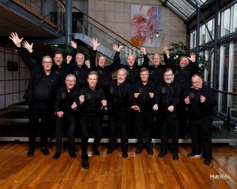 KONSERT: Sanggruppa 12-13 fyller 20 år, og feirer med jubileumskonsert i Samfunnssalen.