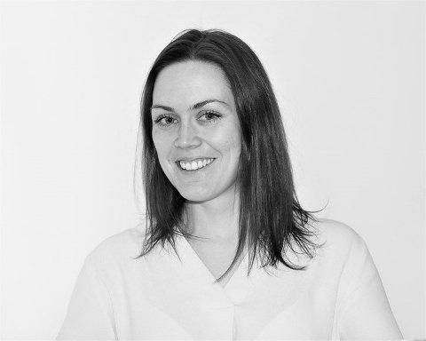 JURIST: Elisabeth Holand Sjøli er blant juristene som behandler klagesaker hos Statsforvalteren i Trøndelag.