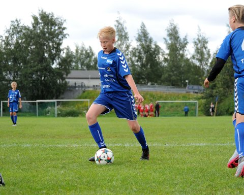 STOR MÅLFORSKJELL: Nordstrand har 20-1 i målforskjell på tre kamper fra gruppespillet.