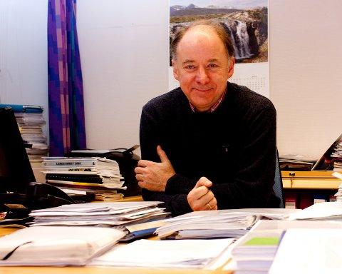 Ordfører: I Sel, Dag Erik Pryhn.