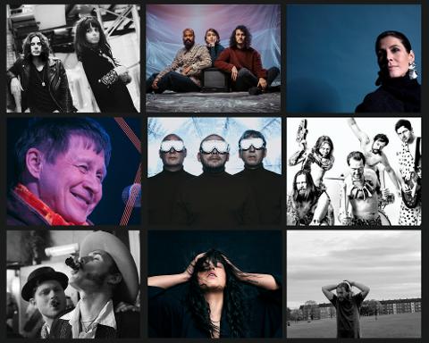 KONSERTHØST: Det er noe for alle ganer under årets konserthøst i Tromsø.
