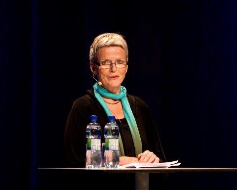 Styreleder Anne Enger i Sykehuset Innlandet har allerede konkludert om hvor et nytt sykehus bør ligge.