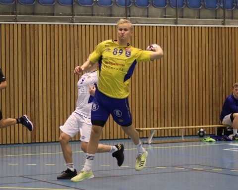 Daniel Bystrøm scoret åtte ganger da Ski knuste Toten.