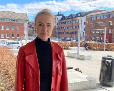 PRIVAT: Folk smittes fortsatt hovedsakelig i hjemmet eller sosiale sammenhenger, forteller kommuneoverlege Kerstin Anine Johnsen Myhrvold.