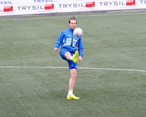 STRIDES OM NYGÅRD: Trysil FK og Nybergsund er ikke enige om Semming Graff Nygård. 24-åringen signerte for TFK for en måned siden, men Sundet nekter å slippe han gratis.