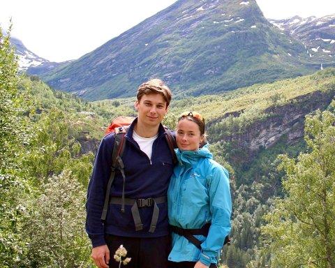 NYE EVENTYR: Å legge opp som toppspiller, betyr mer tid med samboer Silje Eline Olsen. – Så fort verden åpner litt mer opp, håper jeg at vi kan reise mer på tur. Det blir jo noe nytt med helgefri, smiler Didrik Linderud.