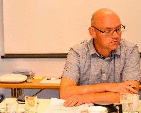 MELDT SEG UT: Tom Synstad har meldt seg ut av Pensjonistpartiet.