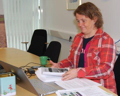 LEDER: Elisabeth Gjems i Innlandet Bondelag.