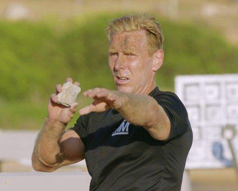 Måtte se seg slått: Espen Jansen endte på andreplass i finalen av det populære tv-programmet «Mesternes mester».Begge foto: NRK