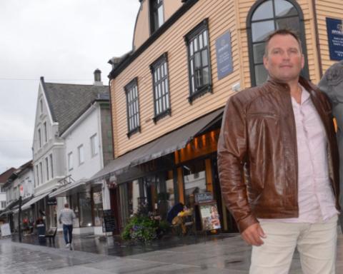 Kyrre S. Hesselmann er ny styreleder i Top Man AS.