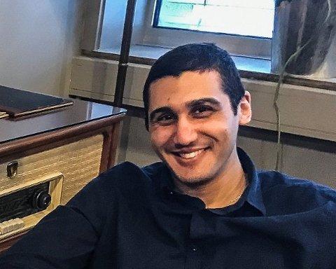 Hamza El Mekki Gartit er leder i velforeningen ppå Alvim.