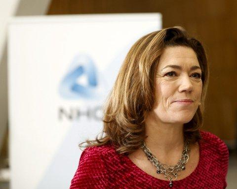 NHO-sjef Kristin Skogen Lund er tilhenger av en fleksibel arbeidstid.