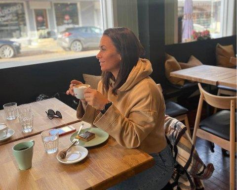 I GJØVIK: Ramona Szabo har flytta til Gjøvik og byrja som crossfit-trenar. Ho skal pendla heim til jobben som dagleg leiar for Årdal gym.