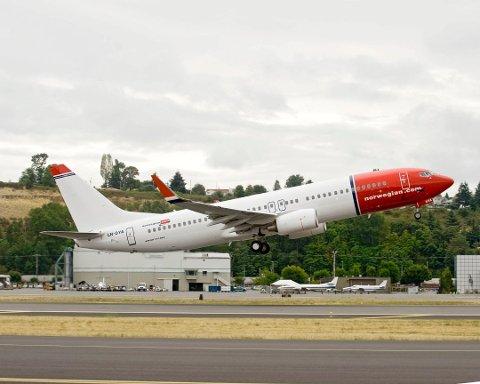 Lederen i Norsk Pilotforbund mener Norwegian vil få det verre med å rekruttere nye piloter til selskapet. Foto: Norwegian