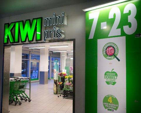 Kiwi er billigst, ifølge Forbrukerrådets nye app.